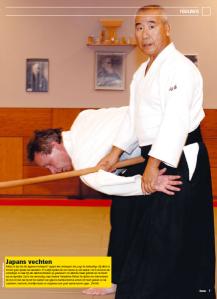 Yamashima-sensei met Lex van Teeffelen