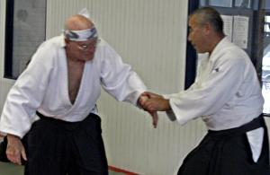 Dr. Leisinger-sensei and Yamashima-sensei